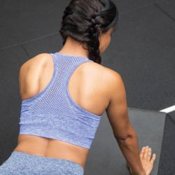 Seamless Sports Bra Thumbnail