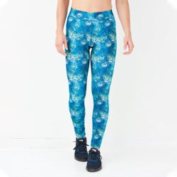 AWDis Cool Girlie Printed Leggings Thumbnail