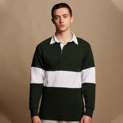 Panelled Rugby Shirt  Thumbnail